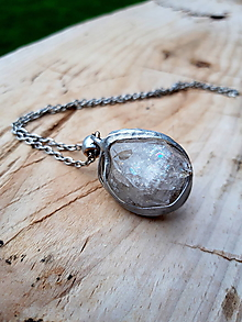 Náhrdelníky - Marmarošský diamant / prívesok - 11329059_
