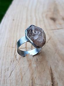 Prstene - Marmarošský diamant / prsteň - 11329062_