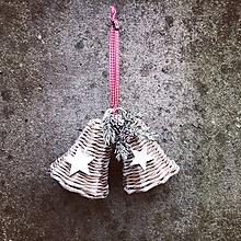 Dekorácie - Zvončeky na dvere - 11330111_