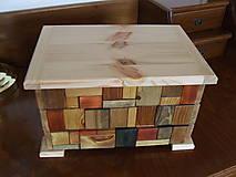 Krabičky - Kazeta 3P - 11332823_