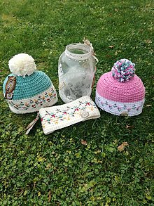 Čiapky - Zimné čiapky Čičmany ❄️ - 11329723_