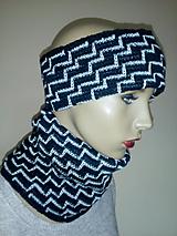 Čiapky - Pletené čiapky - 11333251_