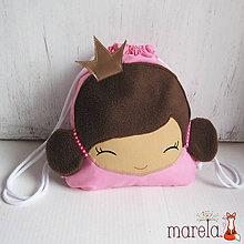 Batohy - Batoh s princeznou - 11333853_