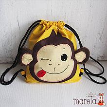 Batohy - Batoh s opičákem - 11333955_