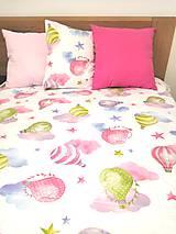 Textil - Dekoračný vankúšik - kolekcia Balónik - 11333892_