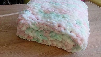 Textil - Detská deka Alize Puffy - 11330889_