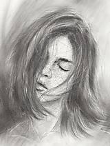 Kresby - vlasy - 11331722_