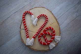 Dekorácie - Sada vianočných ozdôb - 11330768_
