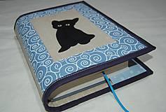 Úžitkový textil - mačka okaňa - 11331240_