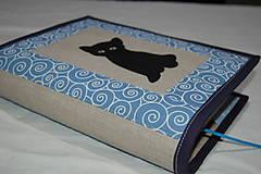 Úžitkový textil - mačka okaňa - 11331243_