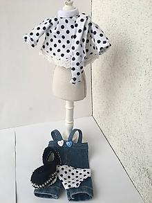 Hračky - Oblečenie pre bábiku 27 cm. - 11332748_