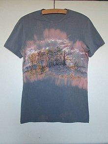 """Tričká - UNI tričko """"Pred príchodom zimy"""" - 11336255_"""
