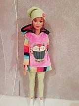 Hračky - Oblečenie pre bábiku Barbie - 11334205_