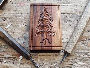 Nádoby - Forma vánoční stromek - 11335095_