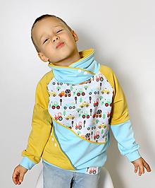 Detské oblečenie - Originálna mikina - 11334901_