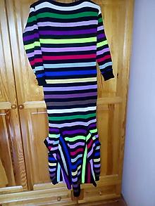 Šaty - Pletené šaty - 11334966_