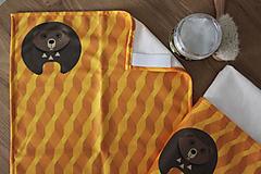 """Textil - Rýchloschnúci uterák """"Medveď"""" - 11338078_"""