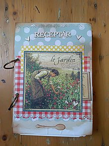 Papiernictvo - Le jardin - 11337555_