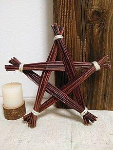 Dekorácie - Hviezda - 11337689_