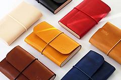 Taštičky - Multifunkčné púzdro / peňaženka (Zelená) - 11340510_