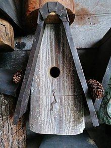 Pre zvieratká - Vtáčia búdka - 11339946_