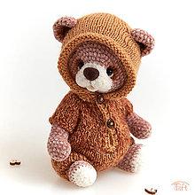 """Hračky - medvedík """"Timi"""" - 11340182_"""