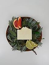Drogéria - Mydlo soľné - grep & mandarínka - 11342655_