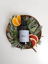 Drogéria - Telový a masážny olej - grep & mandarínka - 11342846_