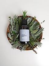Drogéria - Telový a masážny olej - eukalyptus & rozmarín - 11342862_