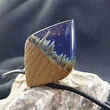 Náhrdelníky - blue - 11340201_