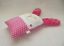 Hračky - v ružovom pyžamku... - 11341253_