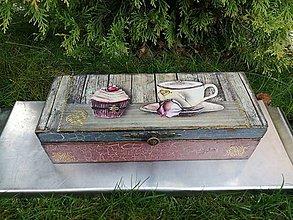 Krabičky - tea time - 11341648_