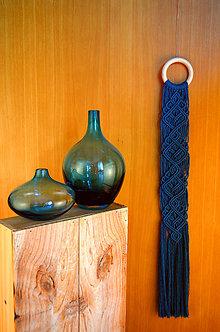 Dekorácie - Makramé nástenná dekorácia - 11344709_