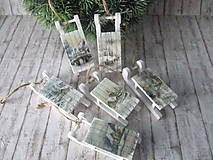 Dekorácie - Vianočné ozdoby - 11345325_
