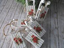 Dekorácie - Vianočné ozdoby - 11345421_