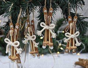 Dekorácie - Na vianočný stromček - 11346870_