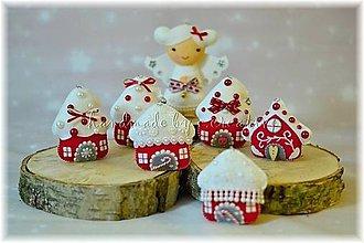 Dekorácie - Vianočné ozdoby - 11346077_