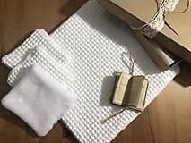 Úžitkový textil - Vianočný set pre Snehovú kráľovnú - 11347277_