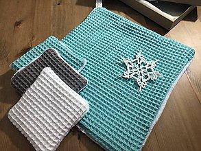 Úžitkový textil - Vianočný set pre Lesnú vílu - 11347314_