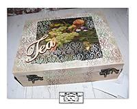 čajová krabica