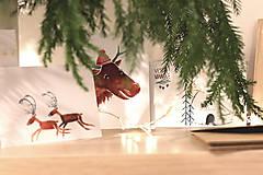 Obrázky - Vianočné pohľadničky - 11342905_