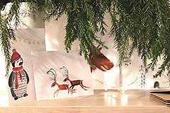 Obrázky - Vianočné pohľadničky - 11342906_