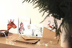 Obrázky - Vianočné pohľadničky - 11342907_