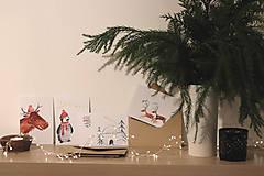 Obrázky - Vianočné pohľadničky - 11342908_