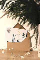 Obrázky - Vianočné pohľadničky - 11342910_