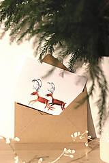 Obrázky - Vianočné pohľadničky - 11342912_