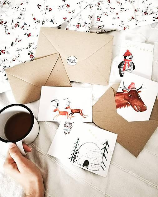 Vianočné pohľadničky