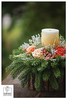 Dekorácie - Vianočná dekorácia - 11346803_