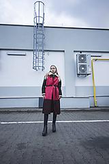 Iné oblečenie - Vesta red riding hood - 11343157_