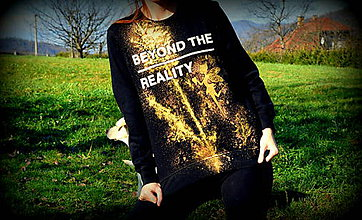 Mikiny - Beyond the reality - 11345093_